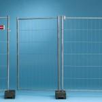 Mobilná brána Tempofor typ F2