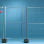Mobilná brána Tempofor typ F3