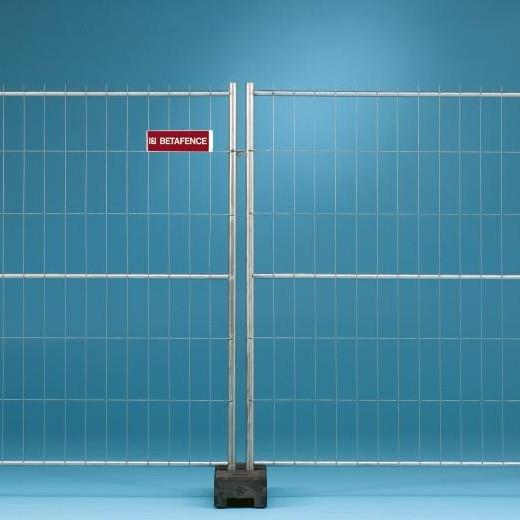 Mobilný plotový panel